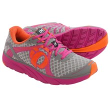 Pearl Izumi E:Motion Road H3 Running Shoes (For Women) in Grey/Raspberry Rose - Closeouts