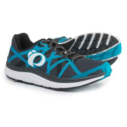 Pearl Izumi E:MOTION Road H3 V2 Running Shoes (For Men) in Shadow Grey/Blue Methyl - Closeouts
