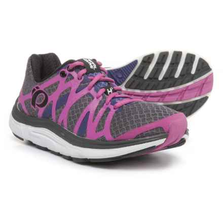 Pearl Izumi E:MOTION Road H3 V2 Running Shoes (For Women) in Shadow Grey/Meadow Mauve - Closeouts