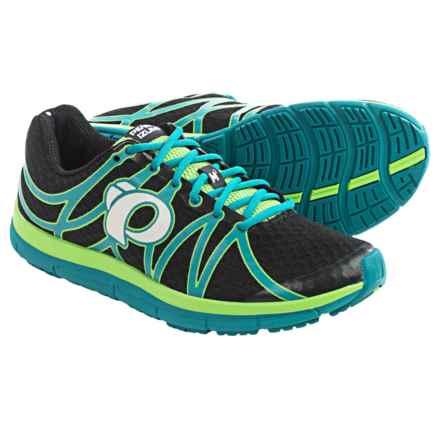 Pearl Izumi E:Motion Road M2 v2 Running Shoes (For Men) in Black/Harbor Blue - Closeouts