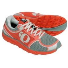 Pearl Izumi E:Motion Road M3 Running Shoes (For Women) in Living Coral/Mandarin Red - Closeouts
