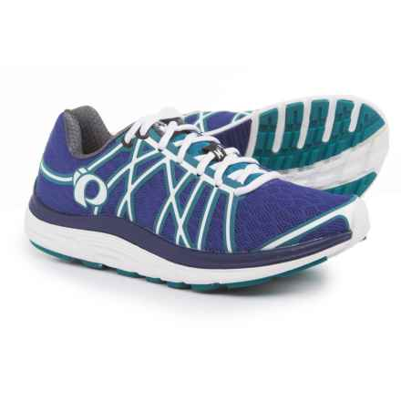 Pearl Izumi E:MOTION Road M3 V2 Running Shoes (For Women) in Deep Wisteria/Algiers Blue - Closeouts