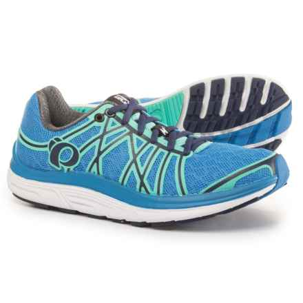 Pearl Izumi E:MOTION Road M3 V2 Running Shoes (For Women) in Sky Blue/Aqua Mint - Closeouts