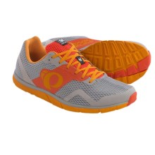 Pearl Izumi E:Motion Road N0 Running Shoes (For Men) in Mandarin Red/Radiant Yellow - Closeouts
