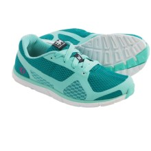 Pearl Izumi E:Motion Road N0 Running Shoes (For Women) in Aruba Blue/Deep Peacock - Closeouts