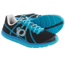 Pearl Izumi E:Motion Road N1 v2 Running Shoes (For Men) in Black/Blue Atoll - Closeouts