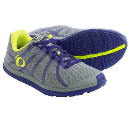 Pearl Izumi E:MOTION Road N1 v2 Running Shoes (For Women) in Grey/Deep Wisteria - Closeouts