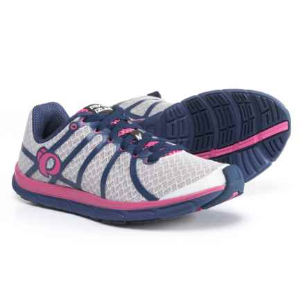 Pearl Izumi E:MOTION Road N1 v2 Running Shoes (For Women) in Silver/Deep Indigo - Closeouts