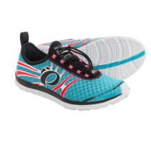 Pearl Izumi E:Motion Tri N1 V2 Running Shoes (For Women) in Blue Atoll/Electric Pink - Closeouts