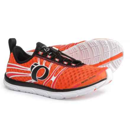 Pearl Izumi E:MOTION Tri N1 V2 Running Shoes (For Women) in Clementine/Rouge Red - Closeouts