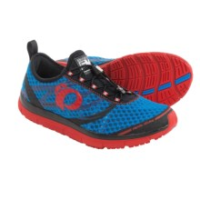 Pearl Izumi E:Motion Tri N2 V2 Running Shoes (For Men) in Brilliant Blue/Firey Red - Closeouts