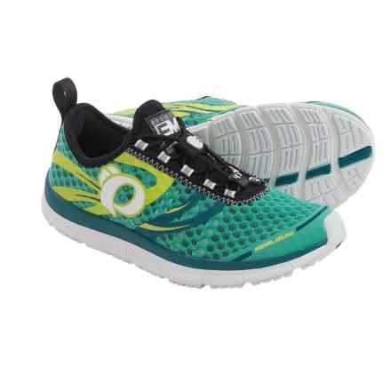 Pearl Izumi E:Motion Tri N2 V2 Running Shoes (For Women) in Gumdrop/Deep Lake - Closeouts