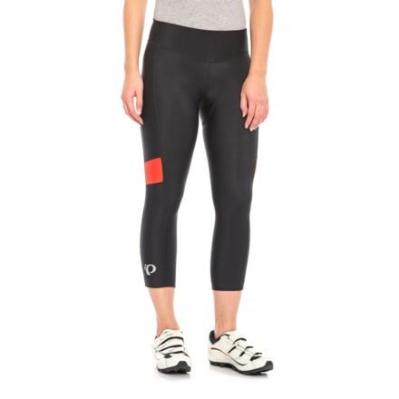 d50d0fdf335031 Pearl Izumi Escape Sugar 3/4 Cycling Tights - UPF 50+ (For Women