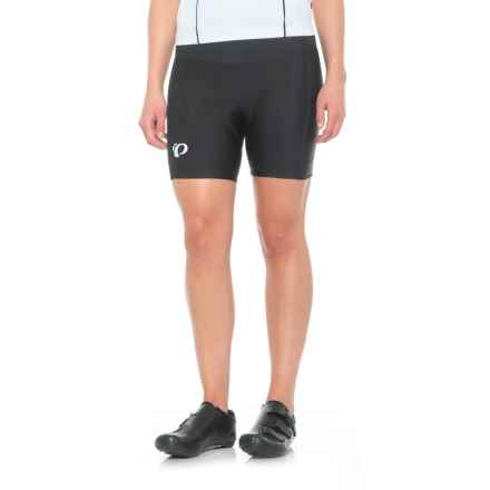 Pearl Izumi Escape Sugar Cycling Shorts (For Women) in Black Texture - Closeouts