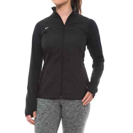 Pearl Izumi Flash Insulator Run PrimaLoft® Jacket - Insulated (For Women) in Black - Closeouts