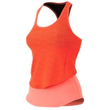 Pearl Izumi Flash Sport Tank Top - UPF 50+ (For Women) in Living Coral/Mandarin Red - Closeouts
