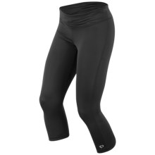 Pearl Izumi Fly 3/4 Tights (For Women) in Black - Closeouts