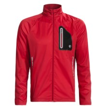 Pearl Izumi Fly Jacket (For Men) in True Red/Black - Closeouts