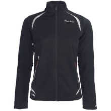 Pearl Izumi Fly Soft Shell Jacket (For Women) in Black - Closeouts