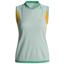 Pearl Izumi Fly Tank Top - Sleeveless (For Women) in Mint/Mojito - Closeouts