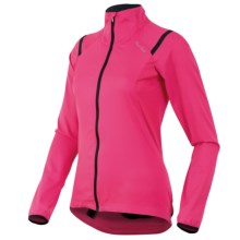 Pearl Izumi Fly Transfer Running Jacket (For Women) in Gumdrop - Closeouts