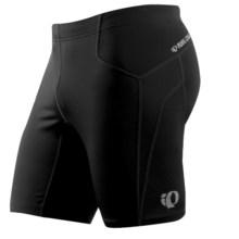 Pearl Izumi Infinity Compression Shorts - UPF 50+, Built-in Brief (For Men) in Black - Closeouts