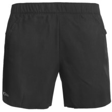 Pearl Izumi Infinity Elite LD Shorts - Built-In Brief (For Women) in Black/Dahlia - Closeouts