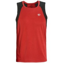 Pearl Izumi Infinity In-R-Cool® Singlet Top (For Men) in True Red - Closeouts