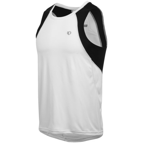 Pearl Izumi Infinity In-R-Cool® Singlet Top (For Men) in White