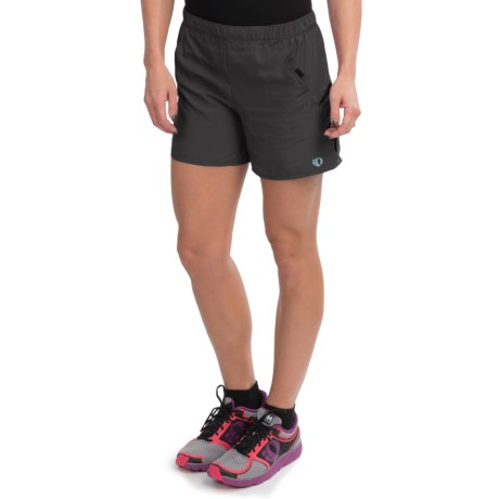 Pearl Izumi Infinity LD Shorts - Built-In Briefs (For Women) in Shadow Grey