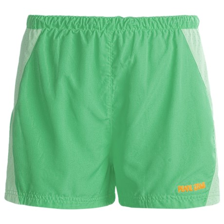 Pearl Izumi Infinity Run Shorts (For Women) in Mojito/Mint