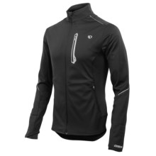Pearl Izumi Infinity Soft Shell Jacket (For Men) in Black - Closeouts