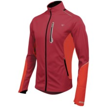 Pearl Izumi Infinity Soft Shell Jacket (For Men) in Sangria - Closeouts