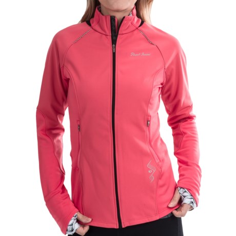 Pearl Izumi Infinity Wind Blocking Jacket (For Women) in Paradise Pink
