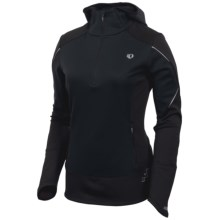 Pearl Izumi Infinity Windblocking Shirt - Long Sleeve (For Women) in Black - Closeouts