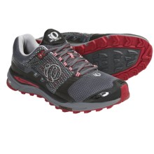 Pearl Izumi isoSeek IV Trail Running Shoes (For Men) in 2Xa Shadow Grey/Silver - Closeouts
