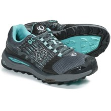 Pearl Izumi isoSeek IV Trail Running Shoes (For Women) in Shadow Grey/Silver - Closeouts