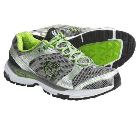Pearl Izumi isoShift Running Shoes (For Women) in Grey/Silver
