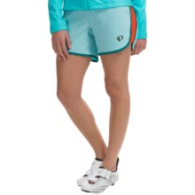 Pearl Izumi Journey Bike Shorts - Removable Liner (For Women) in Petit Four - Closeouts