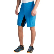 Pearl Izumi Journey Cycling Shorts - Liner Shorts (For Men) in Brilliant Blue - Closeouts