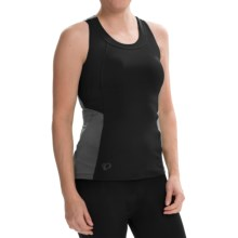 Pearl Izumi Journey Cycling Tank Top - Racerback (For Women) in Black - Closeouts