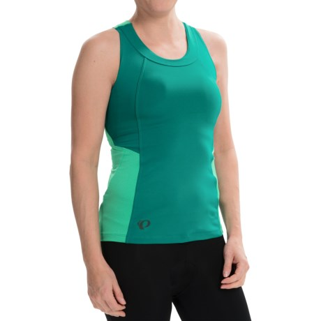 Pearl Izumi Journey Cycling Tank Top Racerback (For Women)