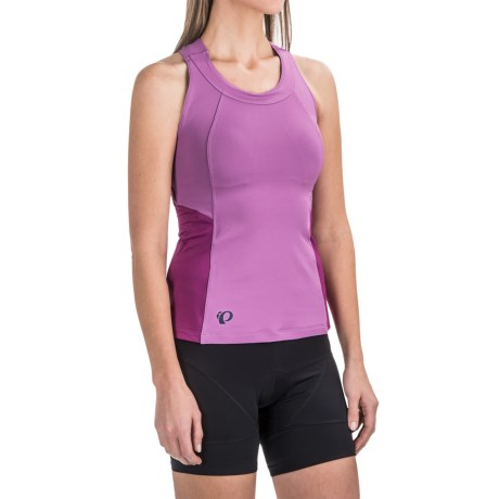 Pearl Izumi Journey Cycling Tank Top - Racerback (For Women) in Iris Orchid