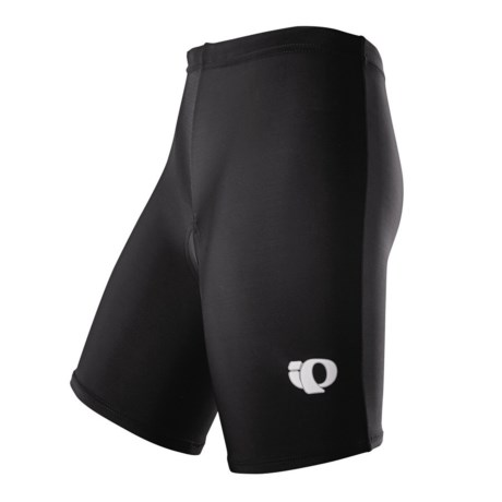 Pearl Izumi JR Quest Cycling Shorts (For Youth) in Black