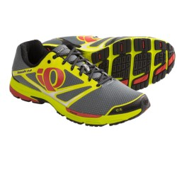 Pearl Izumi Kissaki 2.0 Running Shoes (For Men) in Black/Electric Orange