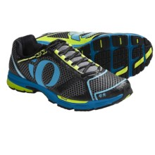 Pearl Izumi Kissaki Running Shoes (For Men) in Black/Electric Blue - Closeouts