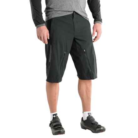 Pearl Izumi Launch All-Mountain Bike Shorts (For Men) in Black - Closeouts