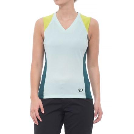 Clearance. Pearl Izumi Launch Mesh Cycling Jersey - Sleeveless (For Women)  in Skylight   Blue 56e196e0f