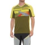 Pearl Izumi Launch Mountain Bike Jersey - V-Neck, Short Sleeve (For Men)