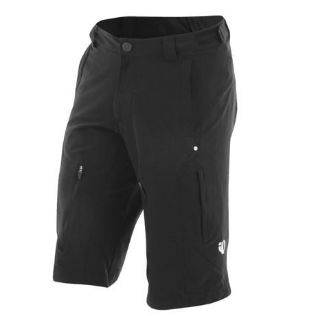 Pearl Izumi Launch Mountain Bike Shorts (For Men) in Black